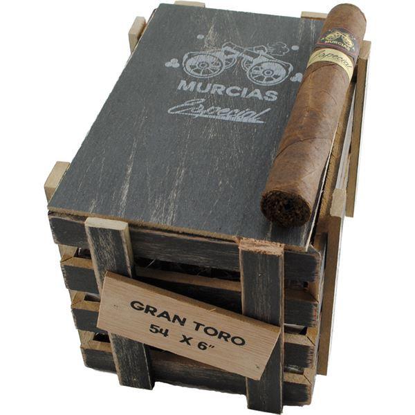 Caldwell Iberian Express Murcias Especial Gran Toro Cigars - Maduro Box of 25