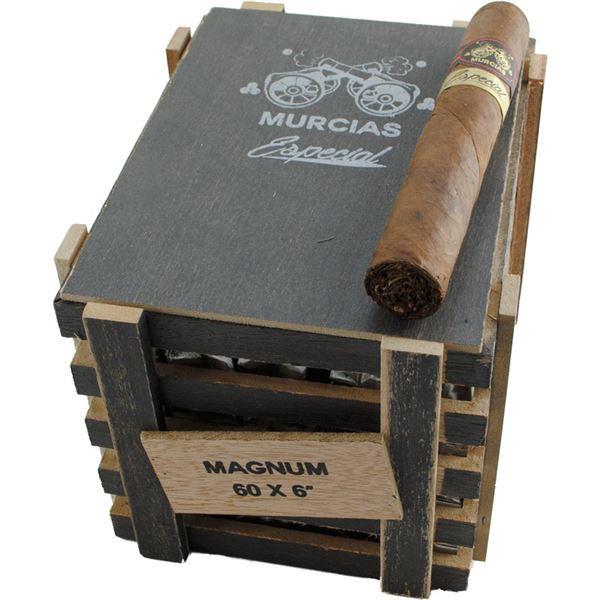 Caldwell Iberian Express Murcias Especial Magnum Cigars - Maduro Box of 25
