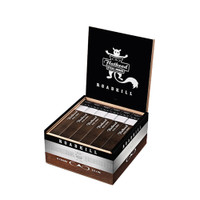 CAO Flathead Steel Horse Bullneck Cigars - Natural Box of 18