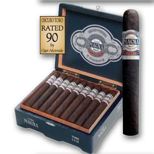 Casa Magna Oscuro by Quesada Robusto Cigars - Maduro Box of 27