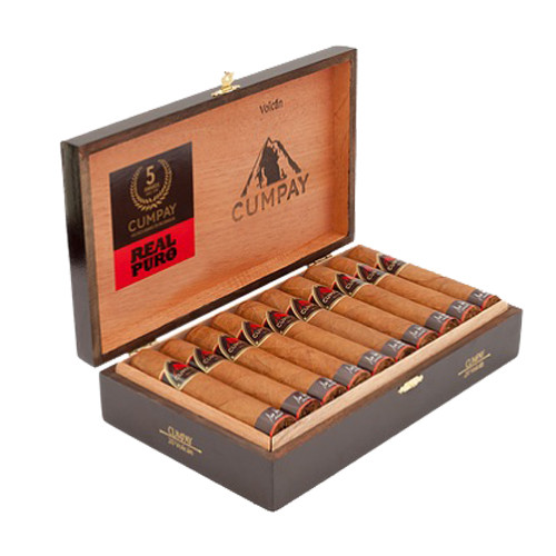 Maya Selva Cumpay Volcan Cigars - Natural Box of 20