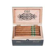 1502 Emerald Corona Box Pressed Cigars - Natural Box of 25