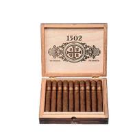 1502 Ruby Toro Box Pressed Cigars - Maduro Box of 20