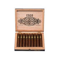 1502 Black Gold Conquistador Cigars - Maduro Box of 20