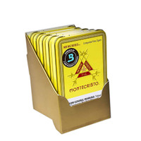 Montecristo Memories 5 of 6 Tin Cigars - Pack of 30