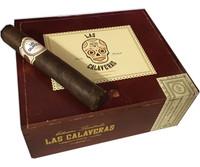 Las Calaveras Edicion Limitada 2016 LC54 Double Robusto Cigars - Dark Natural Box of 24