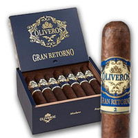 Oliveros Gran Retorno Swing Cigars - Maduro Box of 20