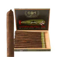 601 La Bomba Warhead III Cigars - Maduro Box of 10