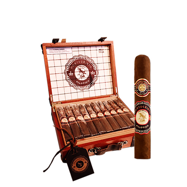 Montecristo Pepe Mendez Pilotico Robusto Cigars - Oscuro Box of 20