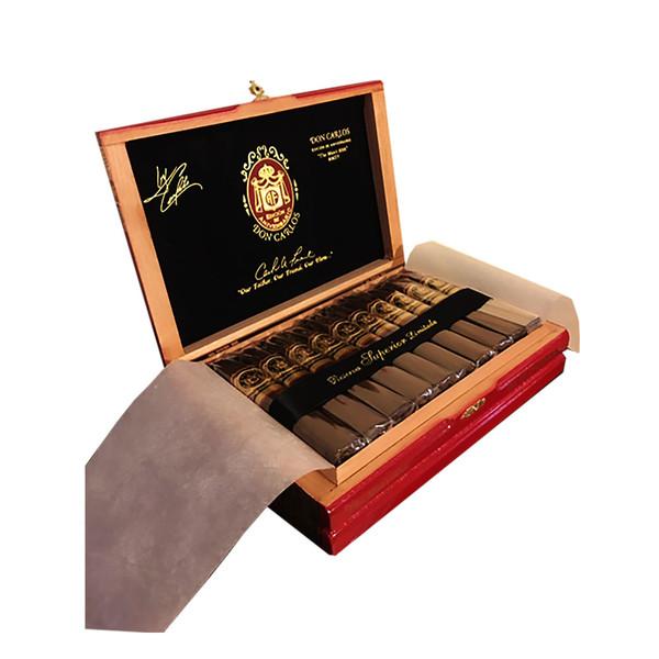 Arturo Fuente Don Carlos Eye of the Shark Cigars - Box of 20
