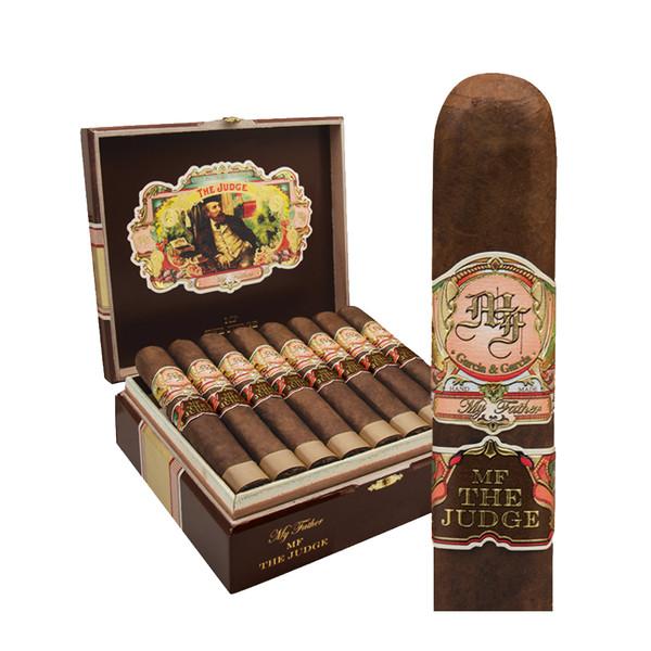 My Father MF The Judge Grand Robusto Cigars - Maduro Box of 23