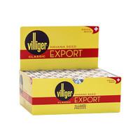 Villiger Export Classic Cigarillos - Natural Box of 50