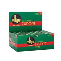 Villiger Export Brazil Cigarillos - Dark Box of 50
