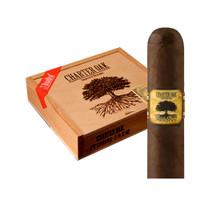 Charter Oak Connecticut Broadleaf Lonsdale Cigars - Maduro Box of 20