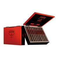 Camacho Corojo Box-Pressed Toro Cigars - Dark Natural Box of 20