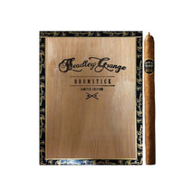 The Headley Grange Drumstick LE 2017 Cigars - Natural Box of 10