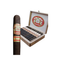 Flor de Gonzalez 20th Anniversary Maduro Robusto Cigars - Dark Box of 20