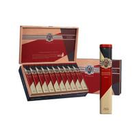 AVO Syncro Nicaragua Toro Tubos Cigars - Natural Box of 20