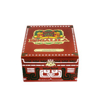 Rosalila By Oscar Inframundo Toro Cigars - Maduro Box of 21