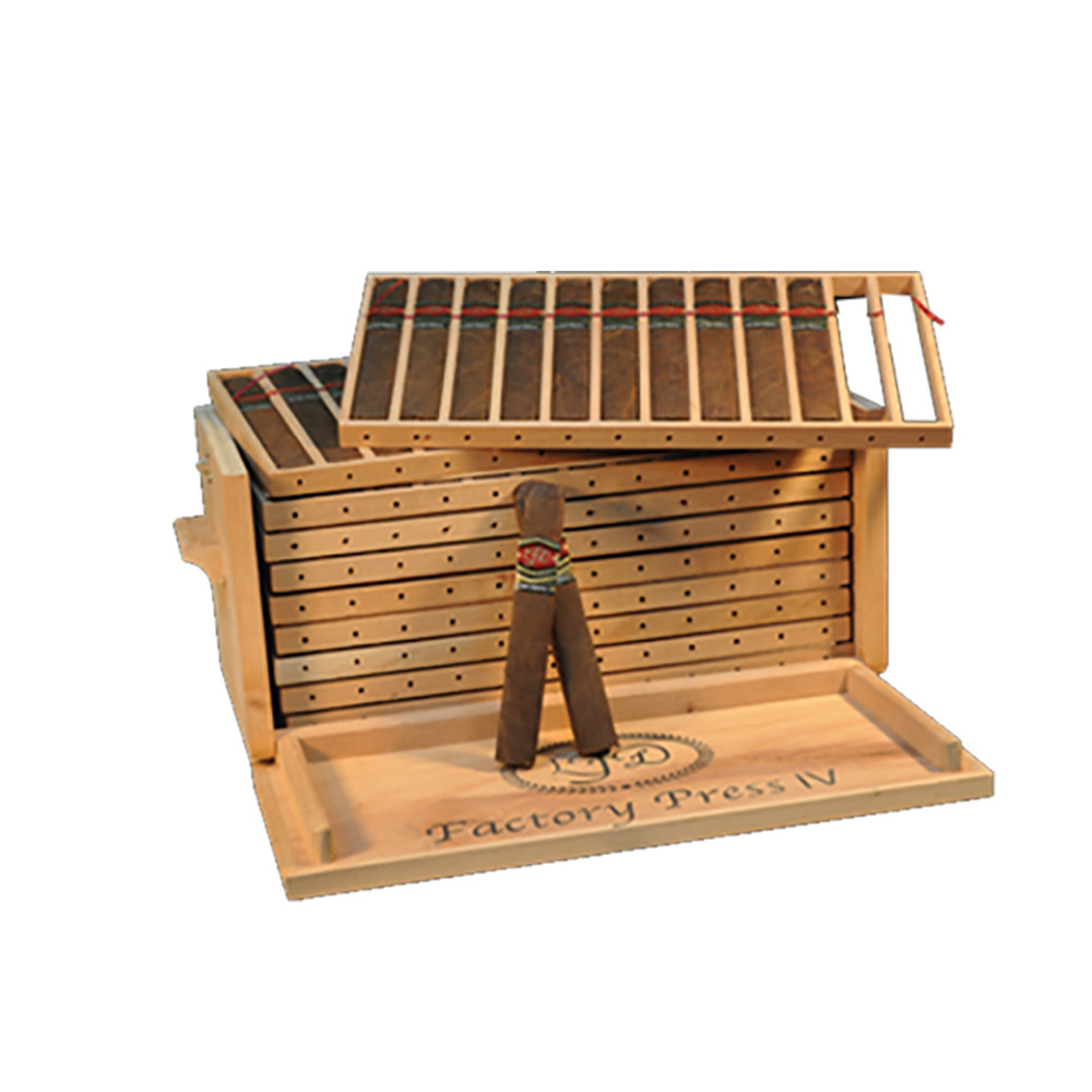 2017 La Flor Dominicana Limited Production Factory Press Cigars - Box of 120