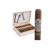 The Truth Box Pressed Short Churchill Cigars - Natural Box of 10