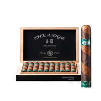 Rocky Patel The Edge A-10 Robusto Cigars - Oscuro Box of 20