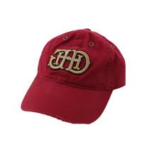 JD Howard Reserve hat - Solid Red