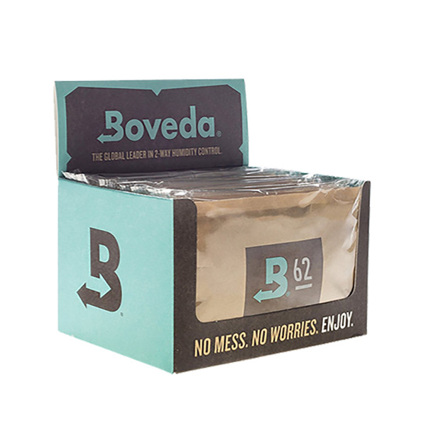 Boveda 62 Percent RH Retail Cube - Pack of 12
