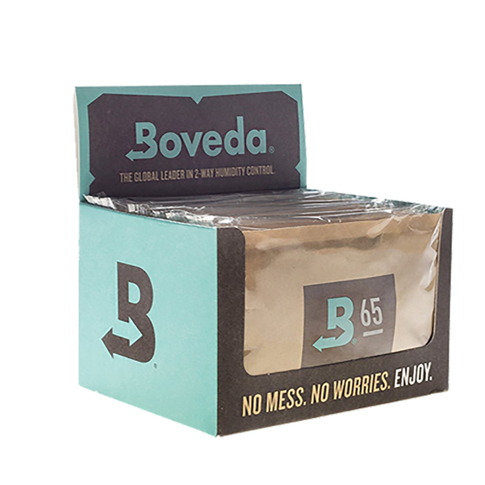 Boveda 65 Percent RH Retail Cube - Pack of 12