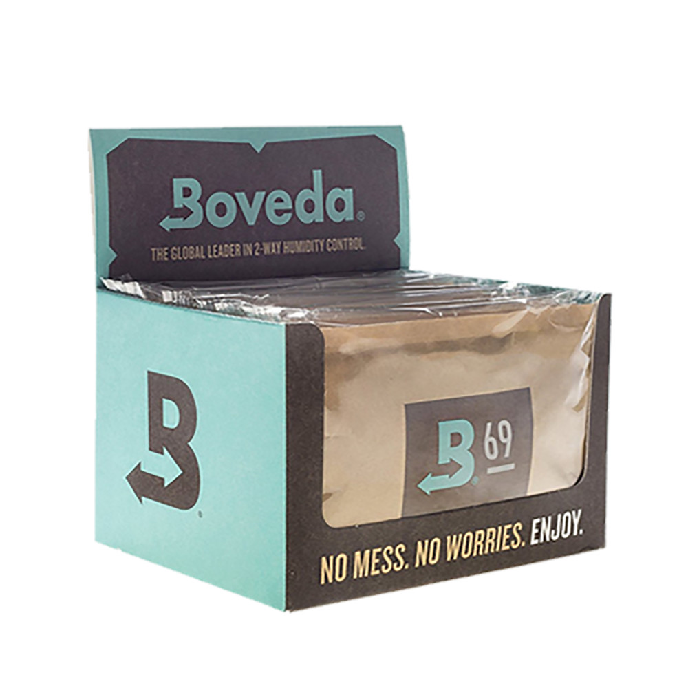 Boveda 69 Percent RH Retail Cube - Pack of 12