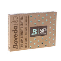 Boveda 58 Percent RH Retail Carton - Pack of 1