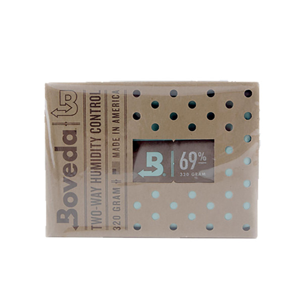 Boveda 69 Percent RH Retail Carton Humidifier or Dehumidifier - Pack of 1