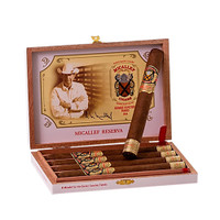 Micallef Reserva LI Privada Churchill Cigars - Dark Natural Box of 5