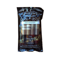 Kristoff Natural Sampler Cigars - Pack of 4