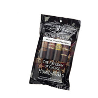 Kristoff Best of the Bold Sampler Cigars - Pack of 4