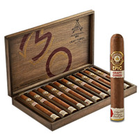 Montecristo Epic Craft Cured Robusto Cigars - Natural Box of 10