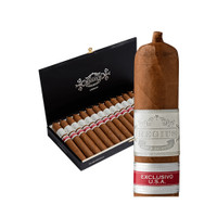 Regius Exclusivo USA White Toro Extra Cigars - Natural Box of 10