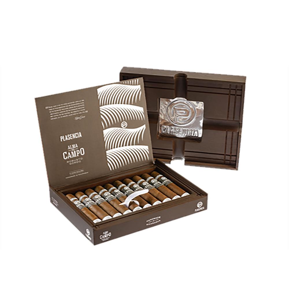 Plasencia Alma Del Campo Sendero Cigars - Natural Box of 10