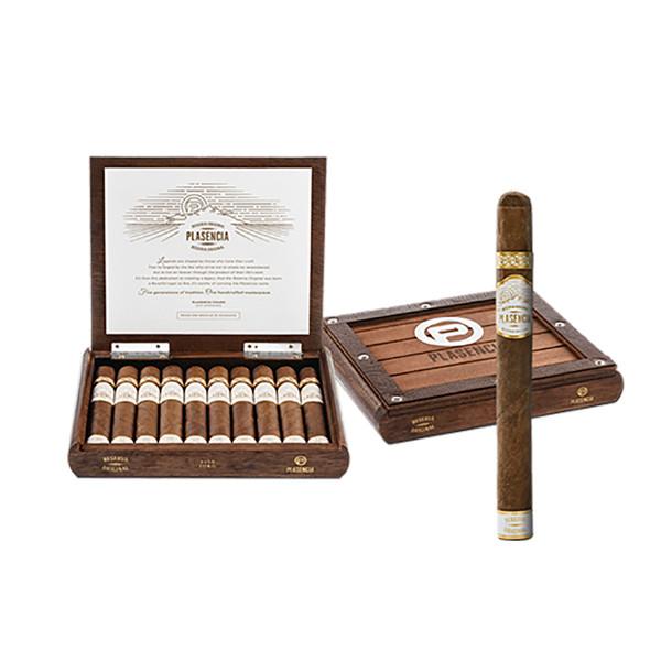 Plasencia Reserva Original Corona Cigars - Natural Box of 20