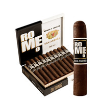Romeo San Andres by Romeo y Julieta Short Magnum Cigars - Box of 20