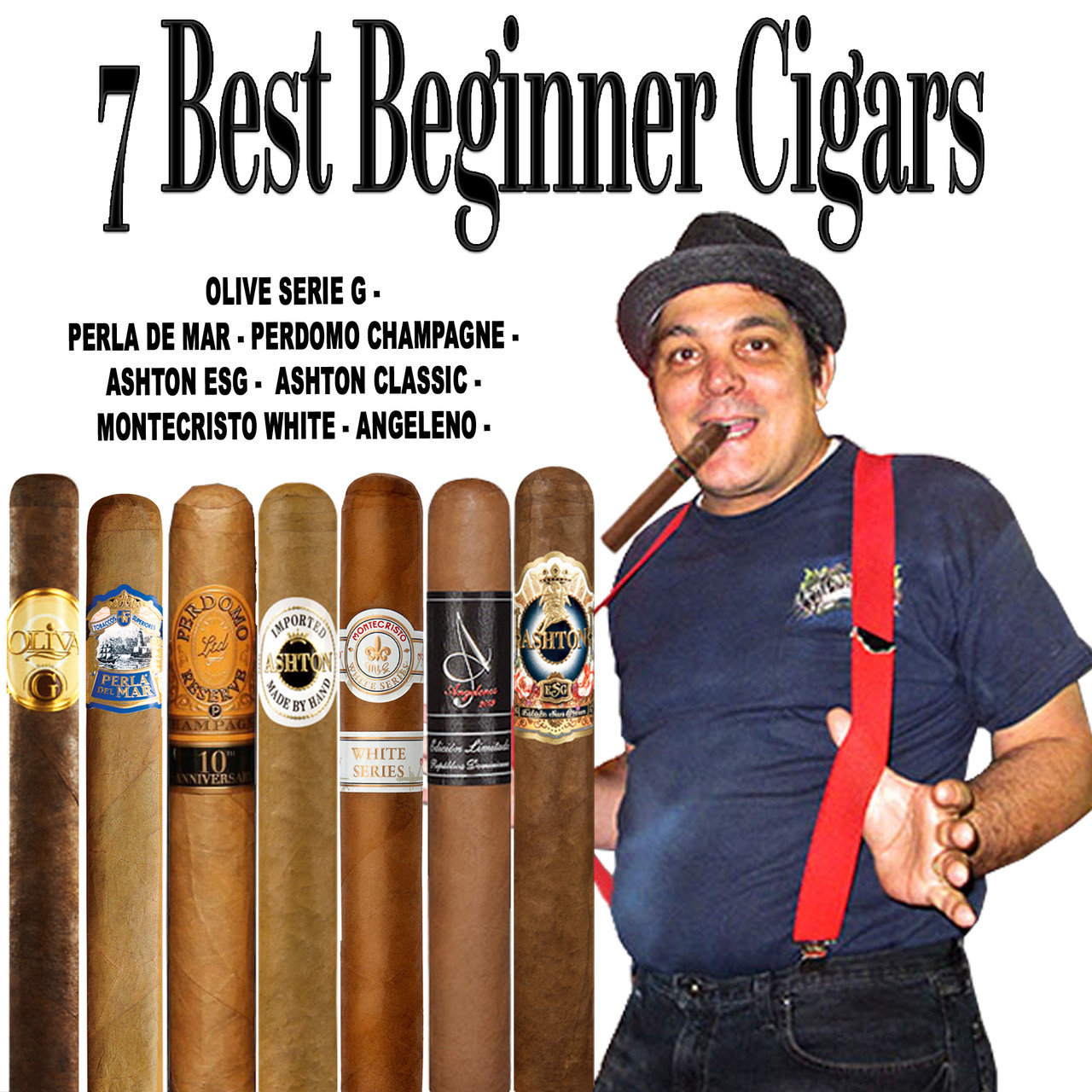 7 Of The Best Cigars For Beginners
