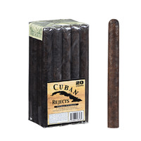 Cuban Rejects Churchill Cigars - Maduro Bundle of 20