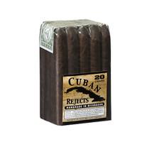 Cuban Rejects Torpedo Cigars - Maduro Bundle of 20