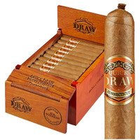 Southern Draw Quickdraw Connecticut Panetela Cigars - Natural Box of 25