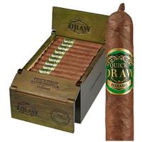Southern Draw Quickdraw Habano Corona Gorda Cigars - Natural Box of 25