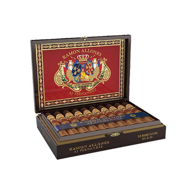 Ramon Allones by AJ Fernandez Churchill Cigars - Dark Box of 20