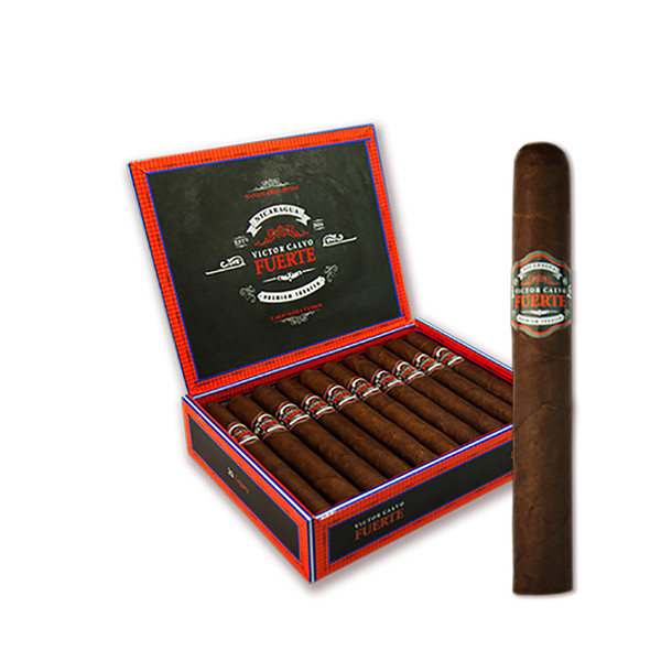 Victor Calvo Fuerte F2 Cigars - Natural Box of 20