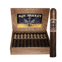 Alec Bradley Magic Toast Gordo Cigars - Natural Box of 20