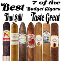 7 of the Best Budget Cigars That Still Taste Great