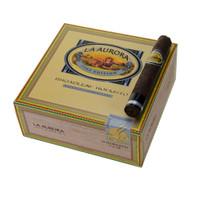 La Aurora Preferidos Diamond Robusto Cigars - Maduro Box of 18